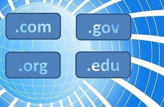 nom de domaine pour site web professionnel
